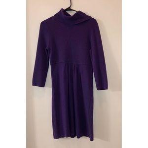 J. Crew Dream Soho Small Sweater Dress
